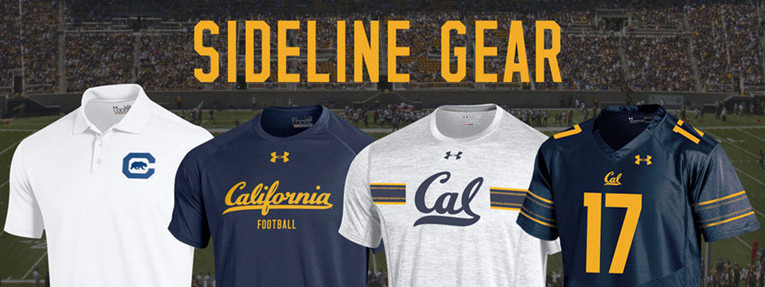 California Golden Bears Football Jerseys